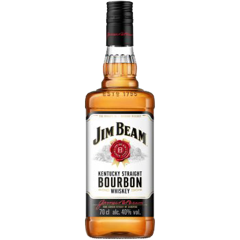 Jim Beam Bourbon Whiskey 0,7 l